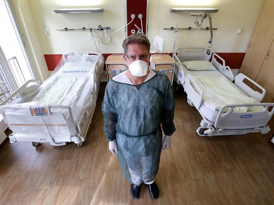 Evropska unija: epidemija ali pandemija, koronavirus je v vsakem primeru prišel tudi v naš del Evrope