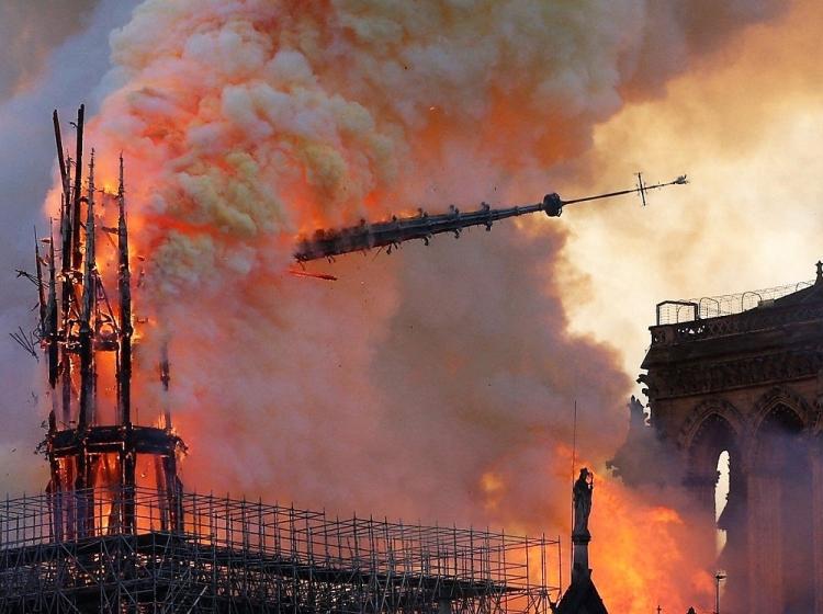 Pariz 15. aprila 2019