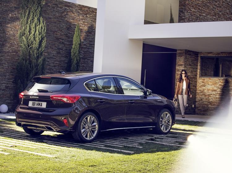 Ford focus nove generacije na novi platformi