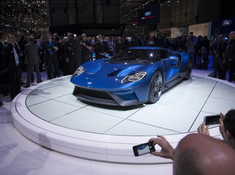 V Ženevi 85. mednarodni avtomobilistični salon