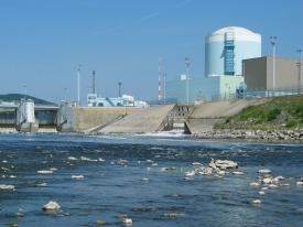 Samodejna zaustavitev jedrske elektrarne v Krškem 16. februarja 2017