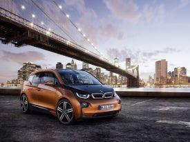 BMW predstavil novi serijski električni avtomobil i3